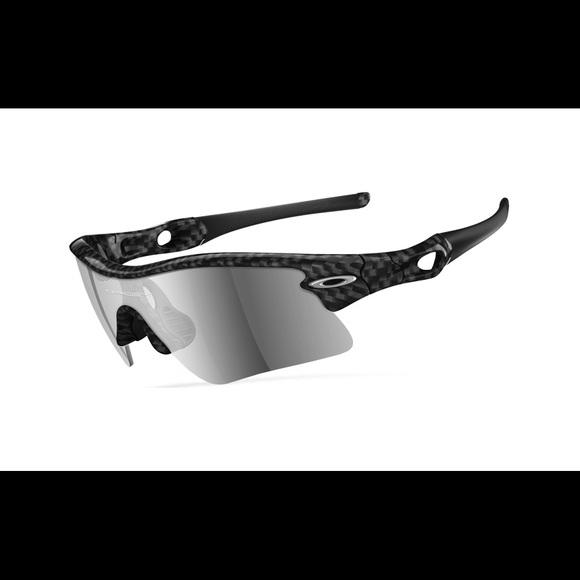 7490b61295 Oakley Radar Path Carbon Fiber Sunglasses 09-740J.  M 5bcfda05c89e1de01e46c636